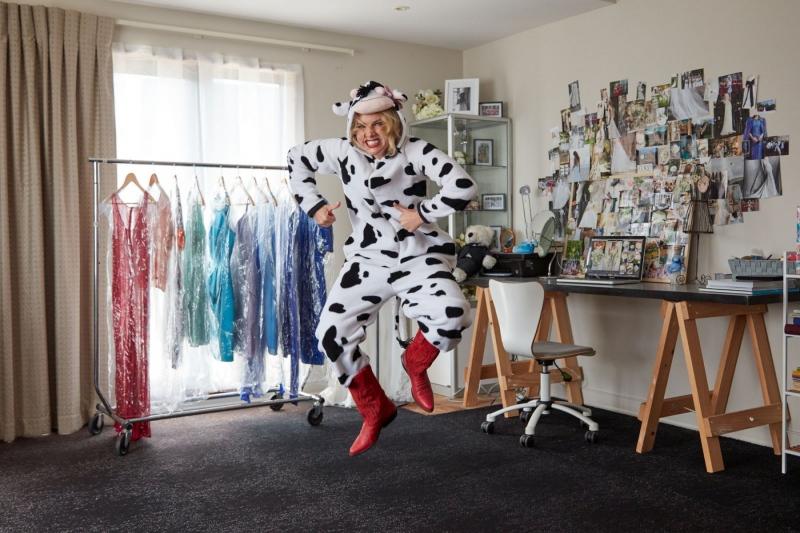 Client – 10 Feet Tall ~ Australian Dairy
