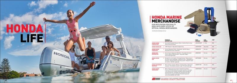 Client – 10 Feet Tall ~ Honda Marine